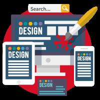 בנייה ועיצוב אתרים